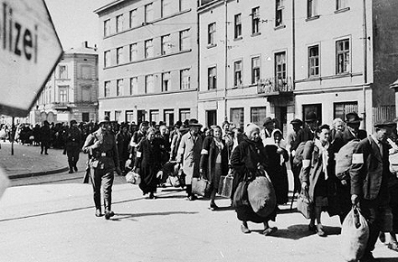 the warsaw ghetto a guide to the perished city